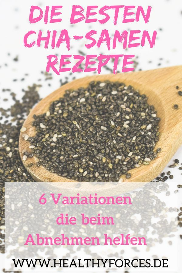 chia samen rezepte zum abnehmen 6 variationen frauenthemen was uns m dels bewegt. Black Bedroom Furniture Sets. Home Design Ideas