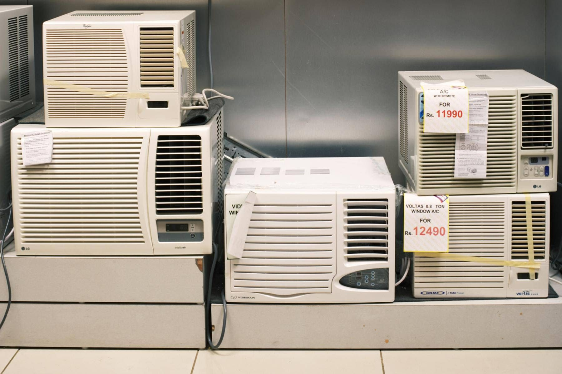 When It Comes to Air Conditioners, Size Matters Air