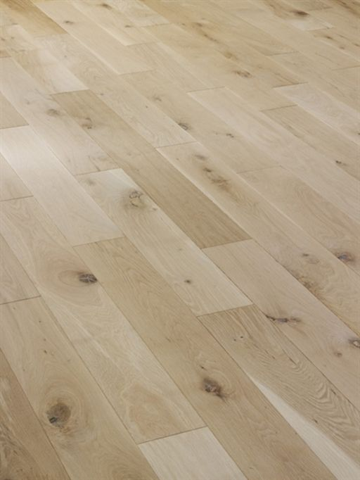 Tradition Unfinished Solid Oak Flooring Rustic 70x20 Mm Tradition