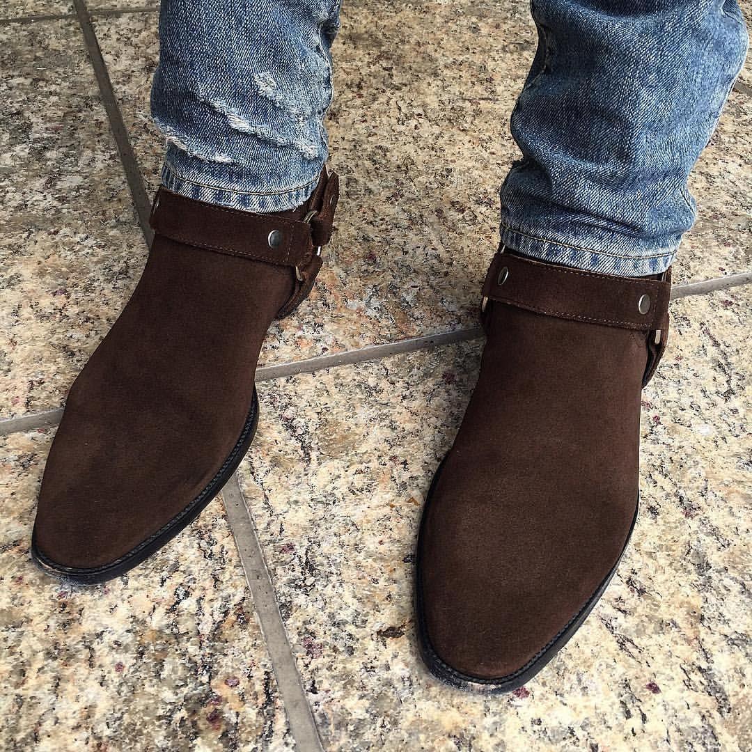 SLP Suede Boots