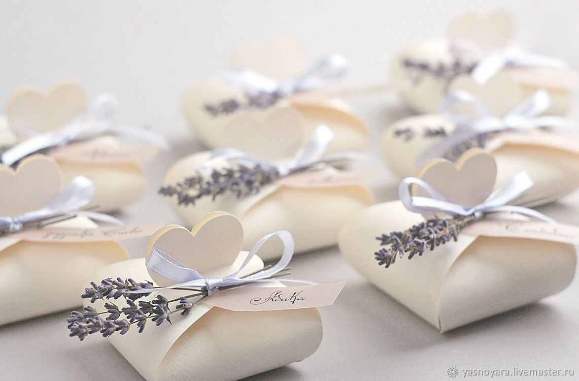 Wedding Bonbonniere, Lavender (Provence U2013 Shop Online On Livemaster With  Shipping   4CAA5COM |