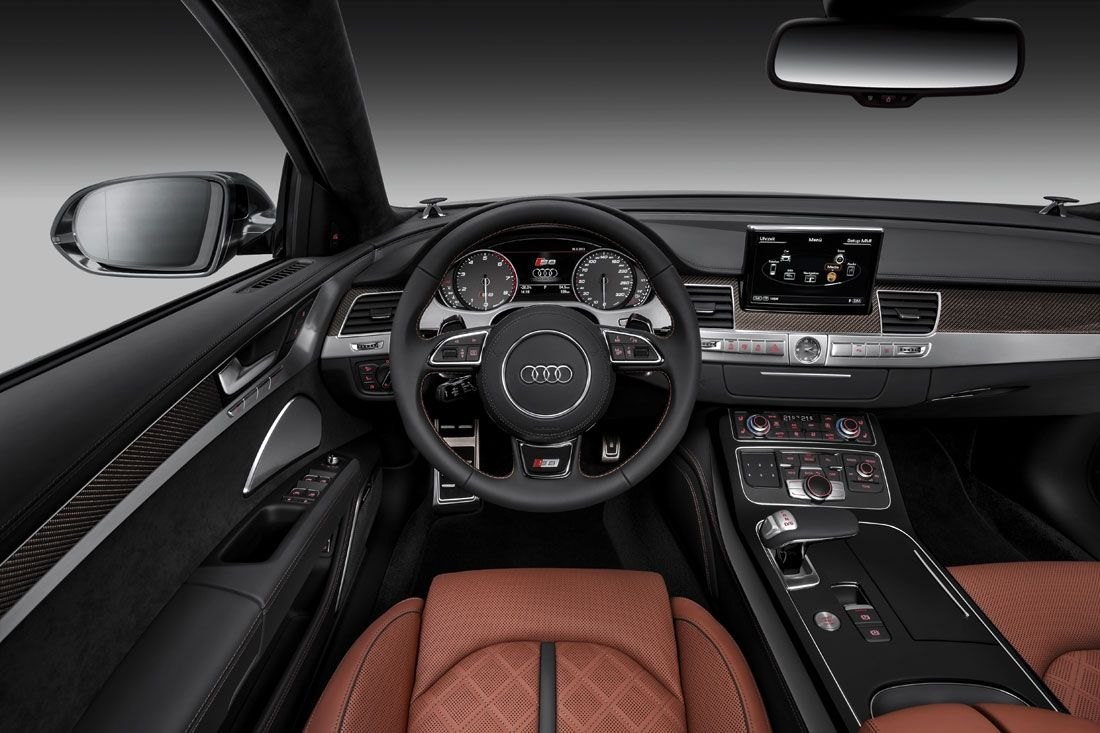 Awesome 2016 Audi A4 Interior View