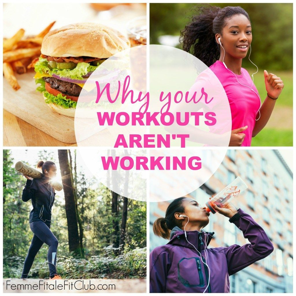 Why Your Workouts Aren't Working #fitness #workout #exercise #health #fitfam #trainerize #training #...