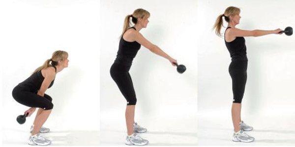 Le meilleur exercice jamais inventé ? Voici le Kettlebell swing! - Maigrir Vite et Bien