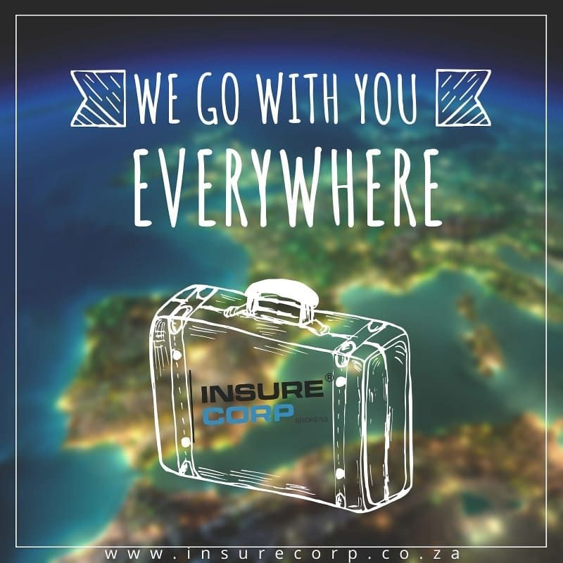 We Go With You Everywhere Info Insurecorp Co Za Www Insurecorp
