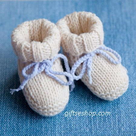 Pin By Daphne On Knit Pinterest Baby Booties Knitting Patterns