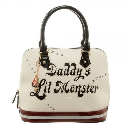 Suicide Squad Daddy's Lil Monster Dome Handbag -Pre Order