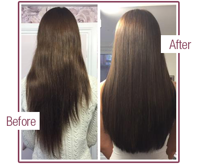 Grow strong and healthy hair in 30 days! Free trial option!