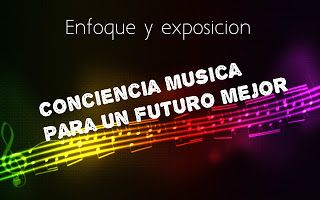 La Ciencia de la Musica: Enfoque-Exposicion