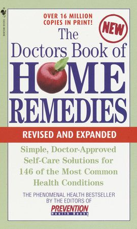 What do doctors do when they get sick? The editors of Prevention MagazineHealth Books asked more than 500 of the nations top specialists to recommendtheir best doctor-tested and easy-to-follow remedies for 138 illnesses andmaladies. This complete, practical guide contains the distilled experience ofhealth professionals who offer more than 2300 accessible healing tips for themost common medical complaints.    In this handy reference you will find curative techniques and symptom-relieving treatmen