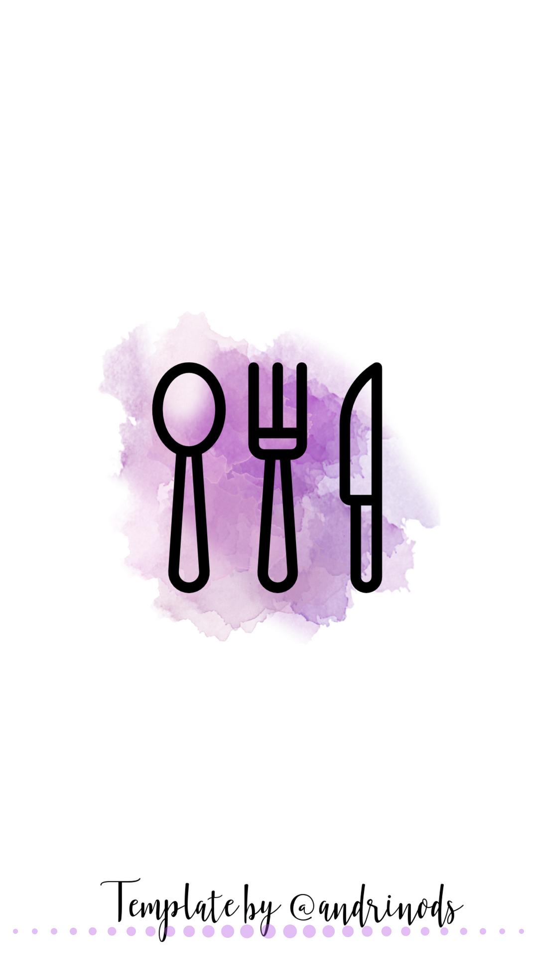 Foodie time Ideias instagram, Ícones do instagram, Icone