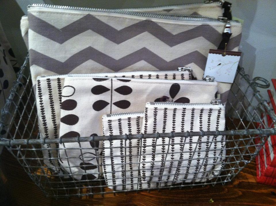 wire display basket at Lavish in San Francisco, CA, Retail Details Blog, Swirlmarketing.com #retailstoredisplay
