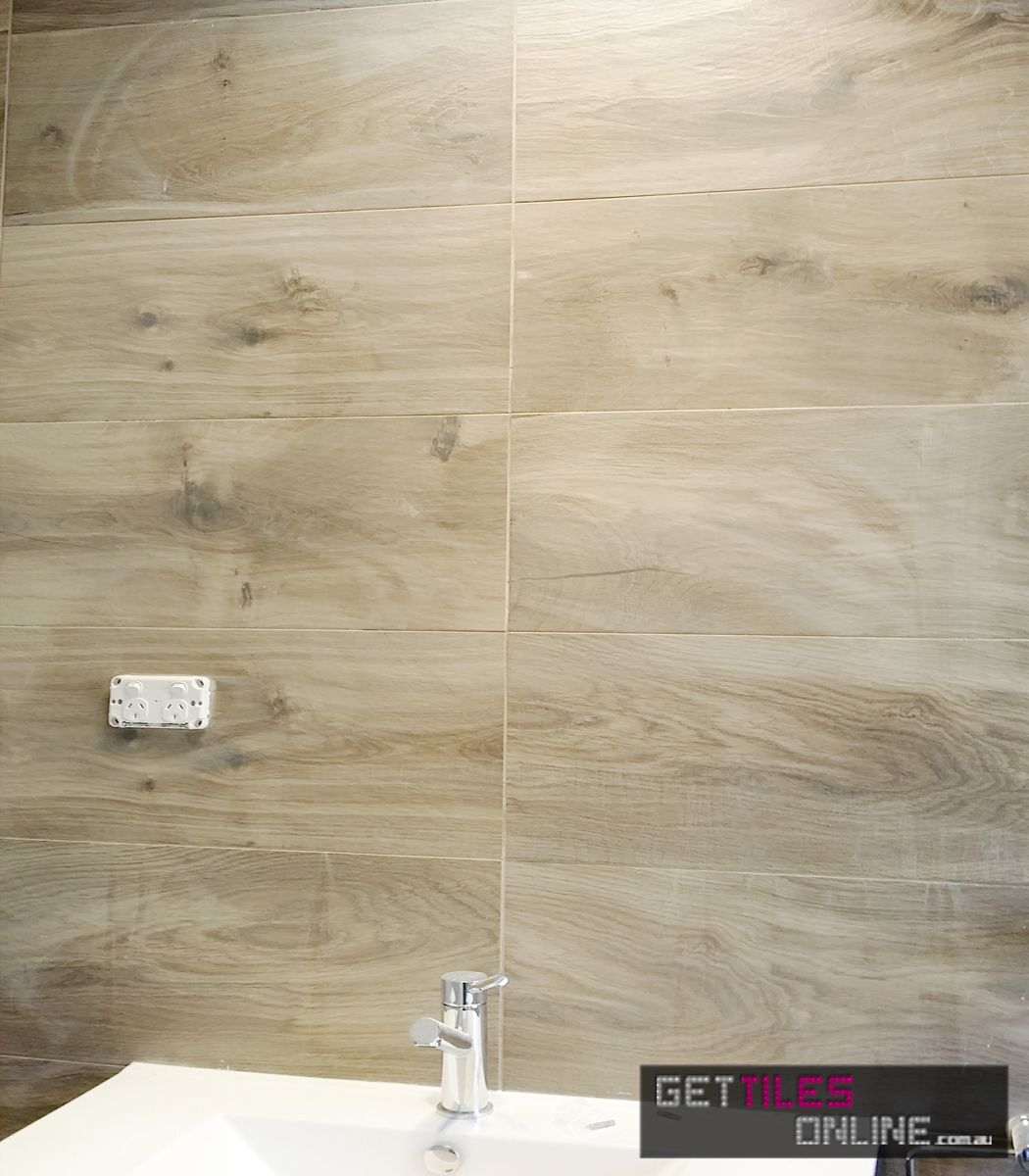 Wooden Light Oak Matt 300x600 (Code:00257) - Get Tiles Online ...