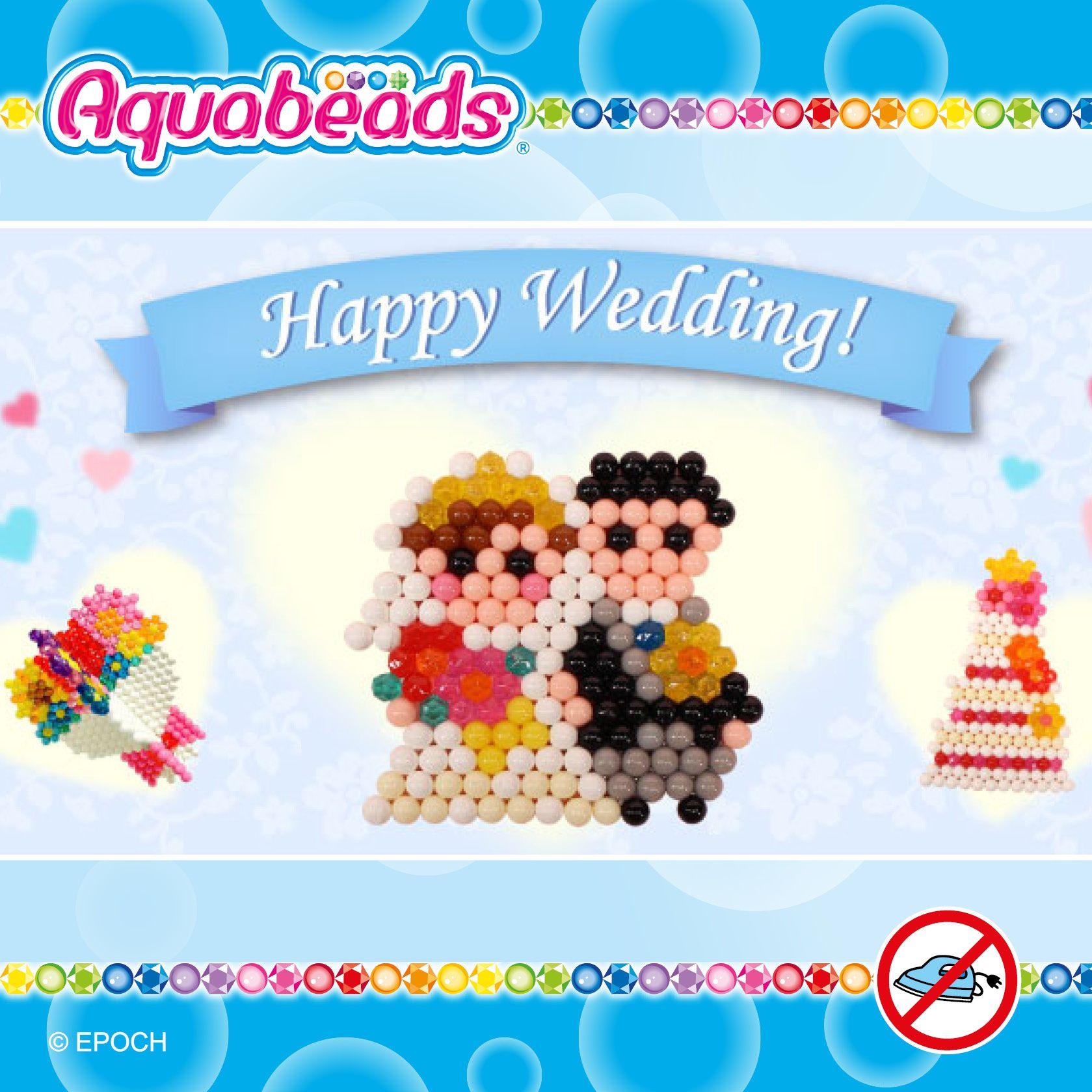 Aquabeads Hochzeitsvorlagen Hochzeitsvorlagen Bastelvorlagen Basteln