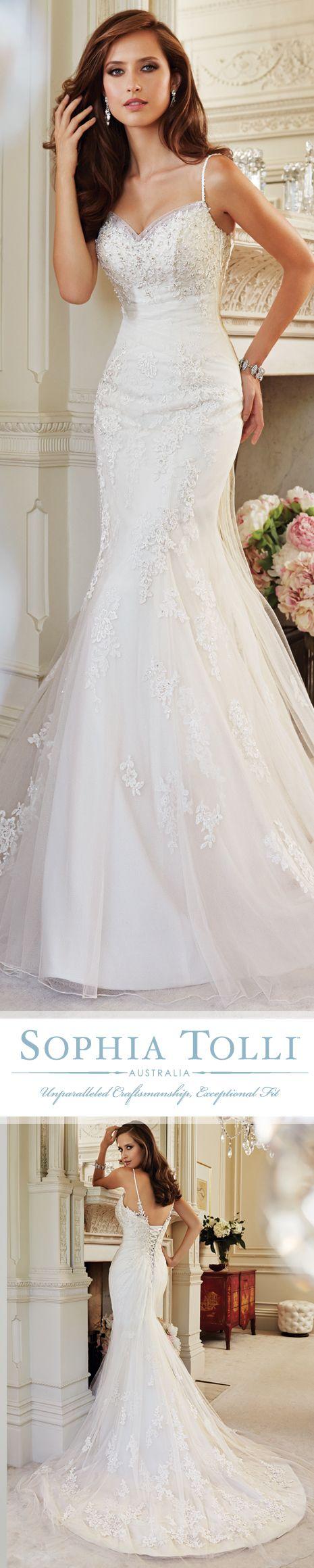 Style no y cloris wedding dresses collection u this