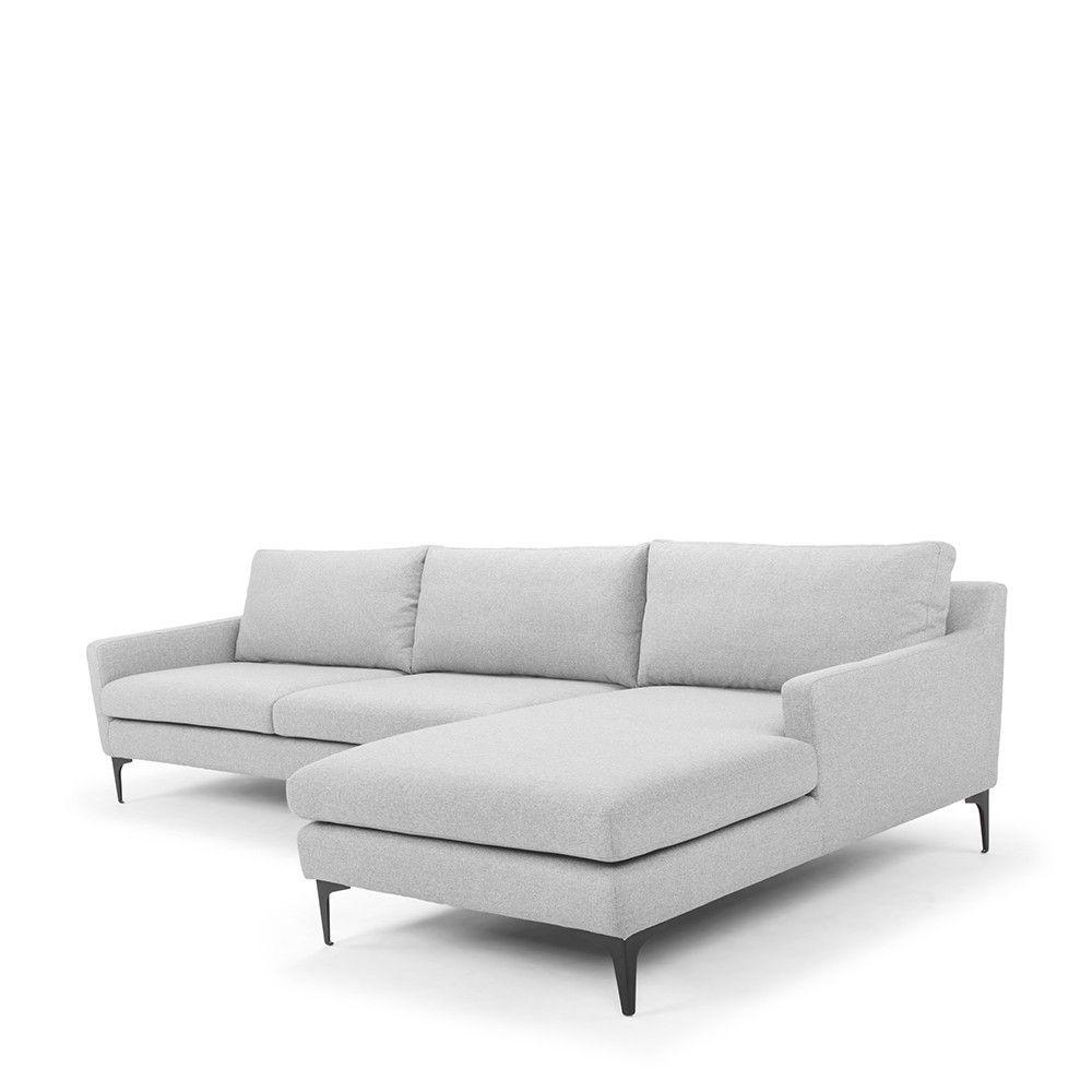 Hugo Corner Sofa Light Grey Rhf Me And My Trend Corner Sofa Sofa Velvet Corner Sofa