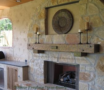 Cedar Mantels In Texas | ... Fireplace Mantles, Reclaimed Timber Wood  Mantels ,. AltholzkaminHolz KaminsimseKaminverkleidungenKaminideenRustikaler  ...