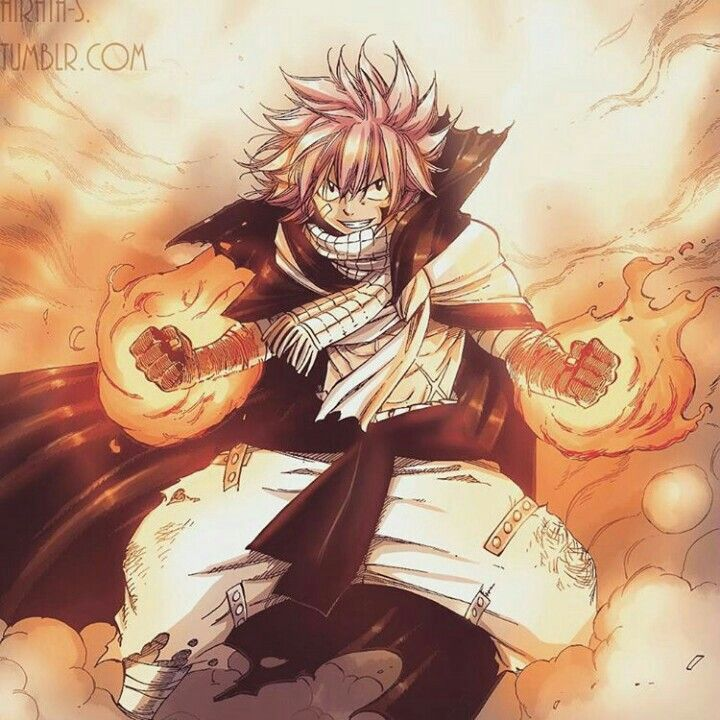 Natsu After 1 Year Timeskip That Long Hair Though Natsu Fairy Tail Anime Shows Fairy Tales