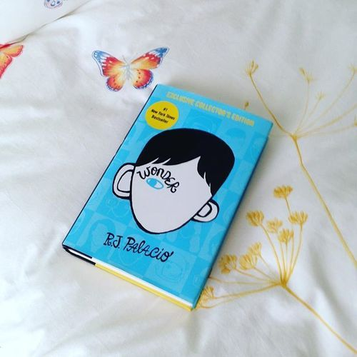 Wonder By R J Palacio When Given The Choice Between Being