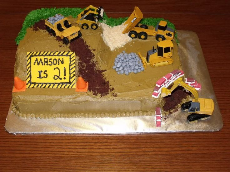 Construction Cake Designs Construction Birthday Cake jonty b day