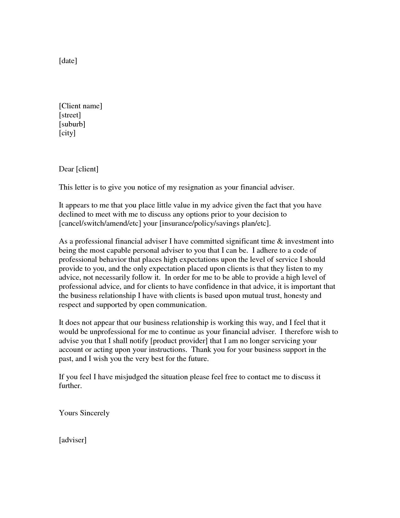 Thank You Letter to Boss when Leaving Yc4r di 2020