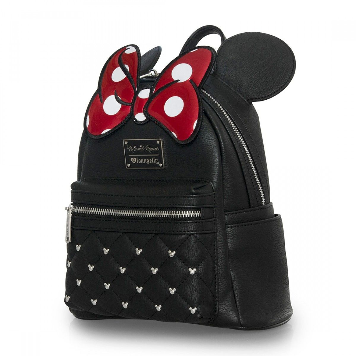 2fe5b4a5d82 Loungefly x Minnie Bow Mini Backpack - Backpacks - Disney - Brands ...