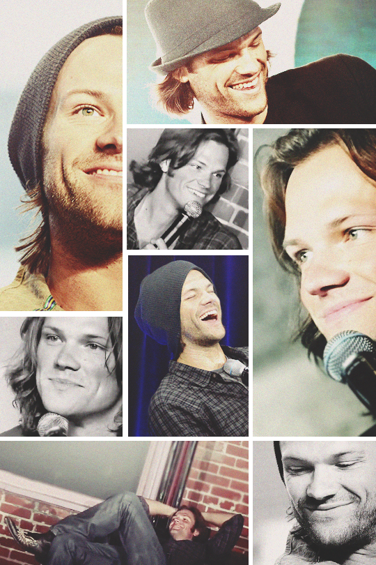 Jared's smile