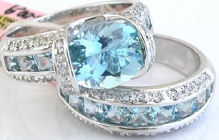 Aquamarine Wedding Rings The Wedding Specialists Wedding Rings