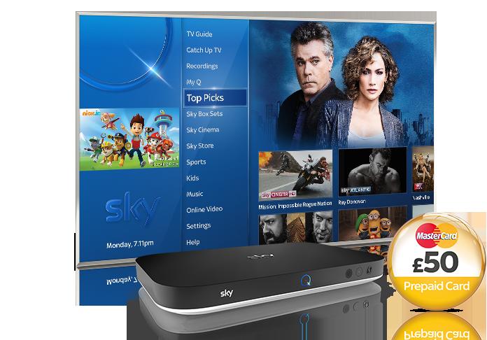 Get Sky Q Sky Cinema Sky Q Ultra Hd Tvs