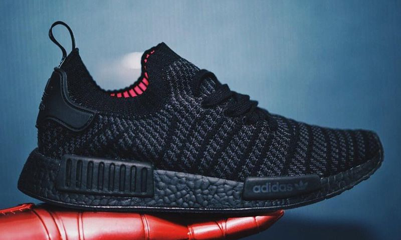 Adidas Could Be Releasing A Brand New Triple Black Nmd R1 With Images Adidas Nmd R1 Adidas Nmd Adidas Nmd Black