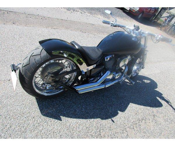 Yamaha, XVS Dragstar, 650 ccm, 40 hk, 1998, 26000 km, Sort