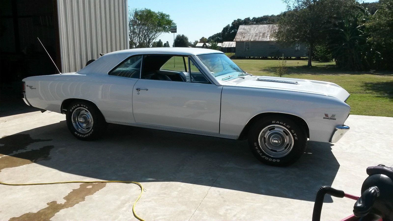 1967 Chevrolet Malibu Project cars for sale, Chevrolet