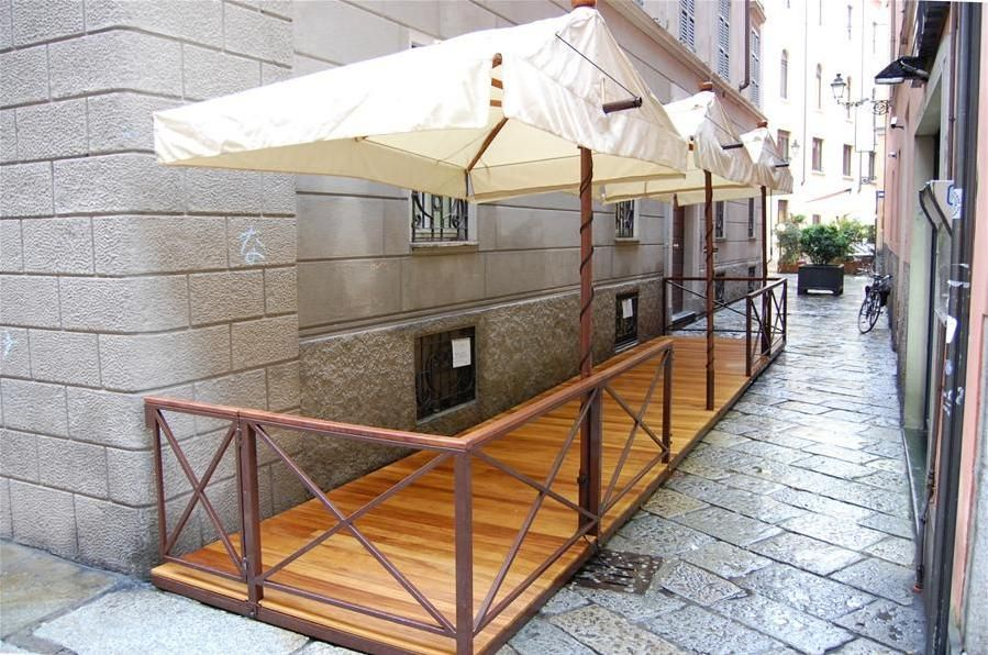Sombrillas de solero sombrillas para su jard n o terraza - Sombrilla de terraza ...