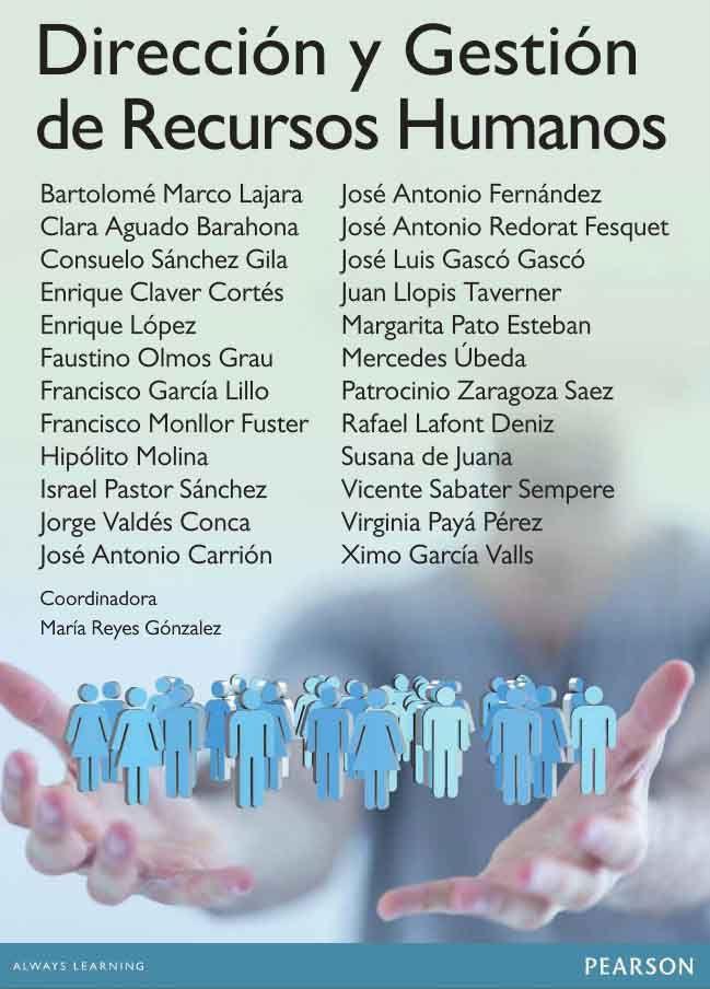 DIRECCIÓN Y GESTIÓN DE RECURSOS HUMANOS (PACK: libro + vídeos) Autor ...