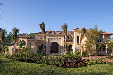 Sater Group S Cordillera Custom Home Plan Mediterranean Exterior Miami B Mediterranean House Plans Mediterranean Style House Plans Luxury House Plans