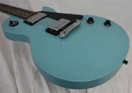 Gibson Les Paul Vixen | Wraparound Bridge