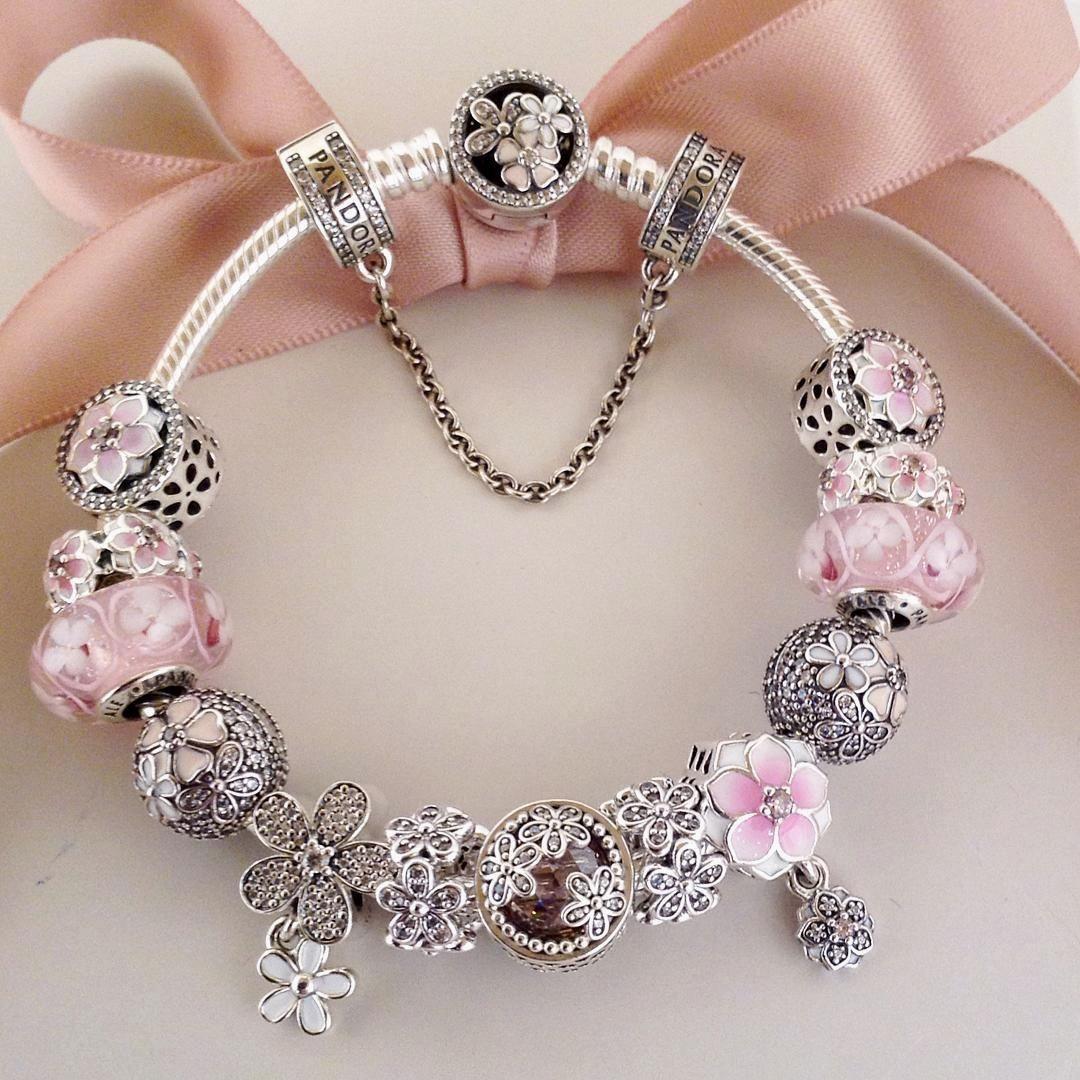 pandora jewelry 77007 #pandorajewelry | Pandora bracelet designs, Pandora  bracelet, Pandora bracelet charms