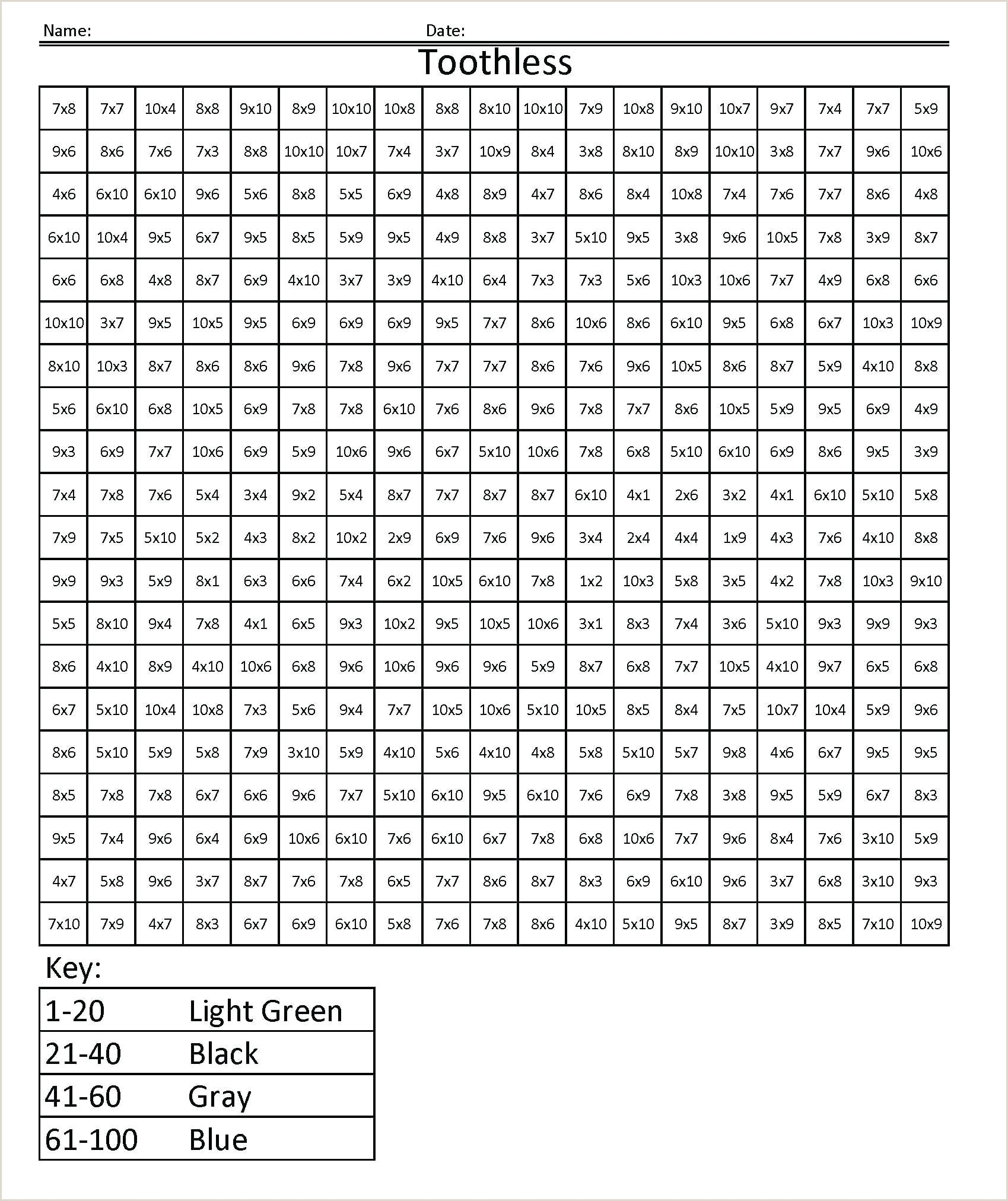 Color By Number Multiplication Worksheets Christmas Fun Math Worksheets Math Coloring Free Printable Math Worksheets [ 2024 x 1699 Pixel ]