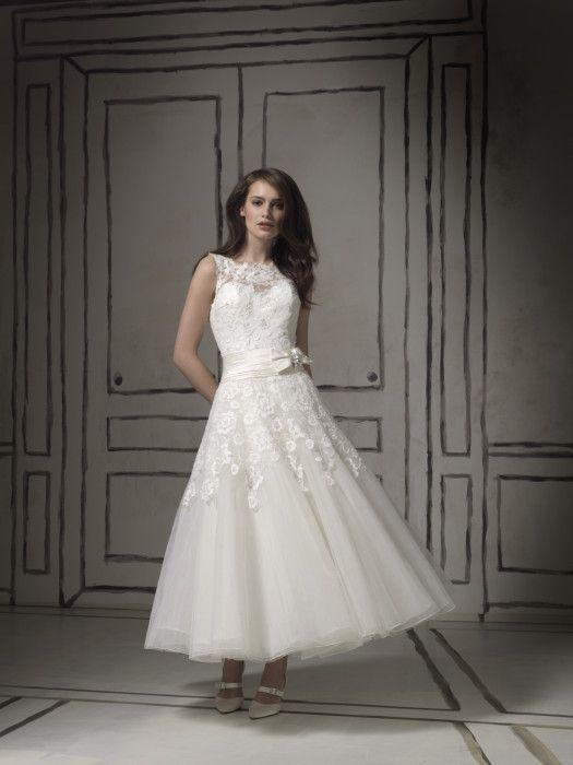 Dress by Justin Alexander