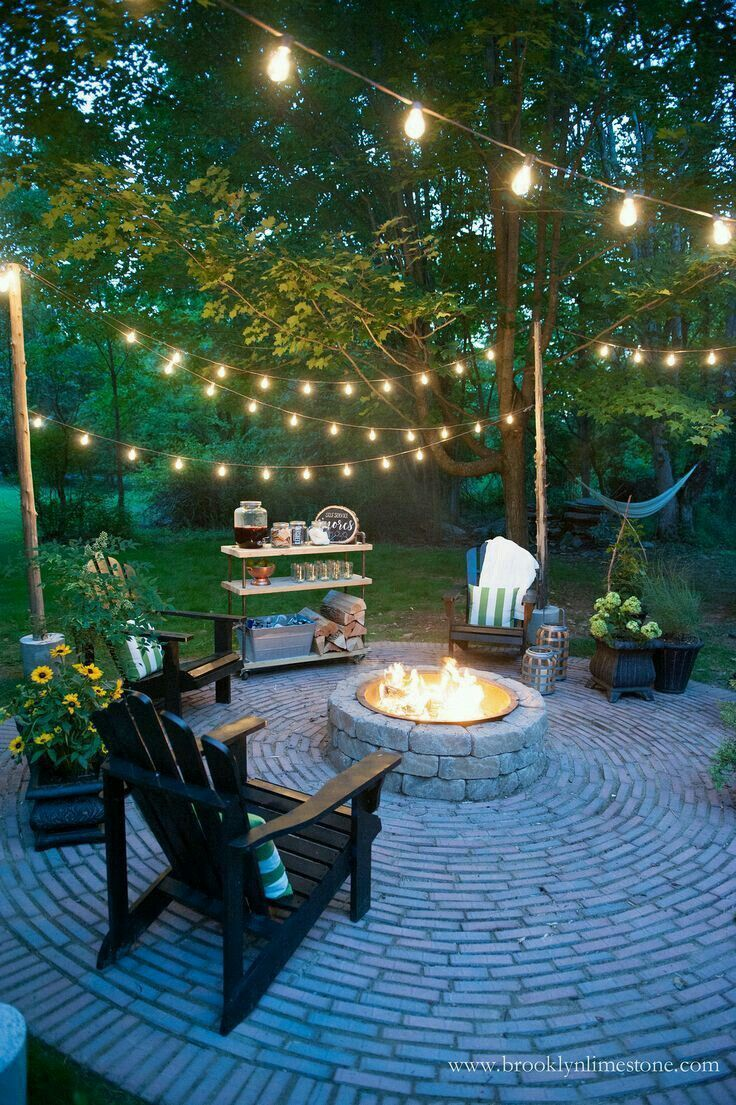Blissful Outdoor Living Rooms Outdooryards Backyards