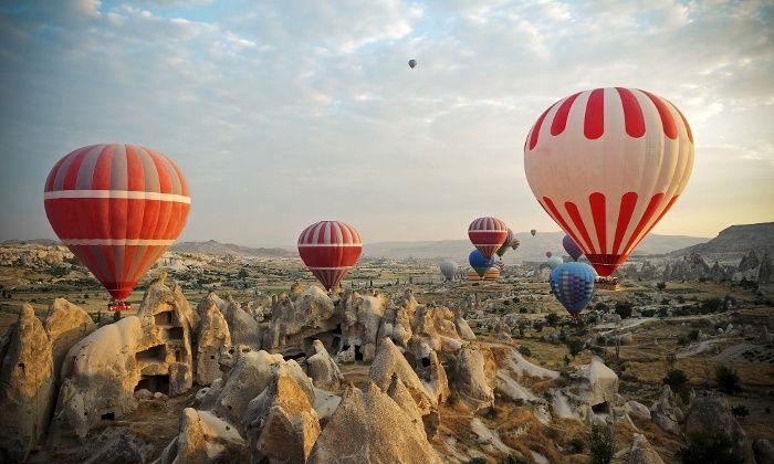 hot air balloon grand canyon # 8