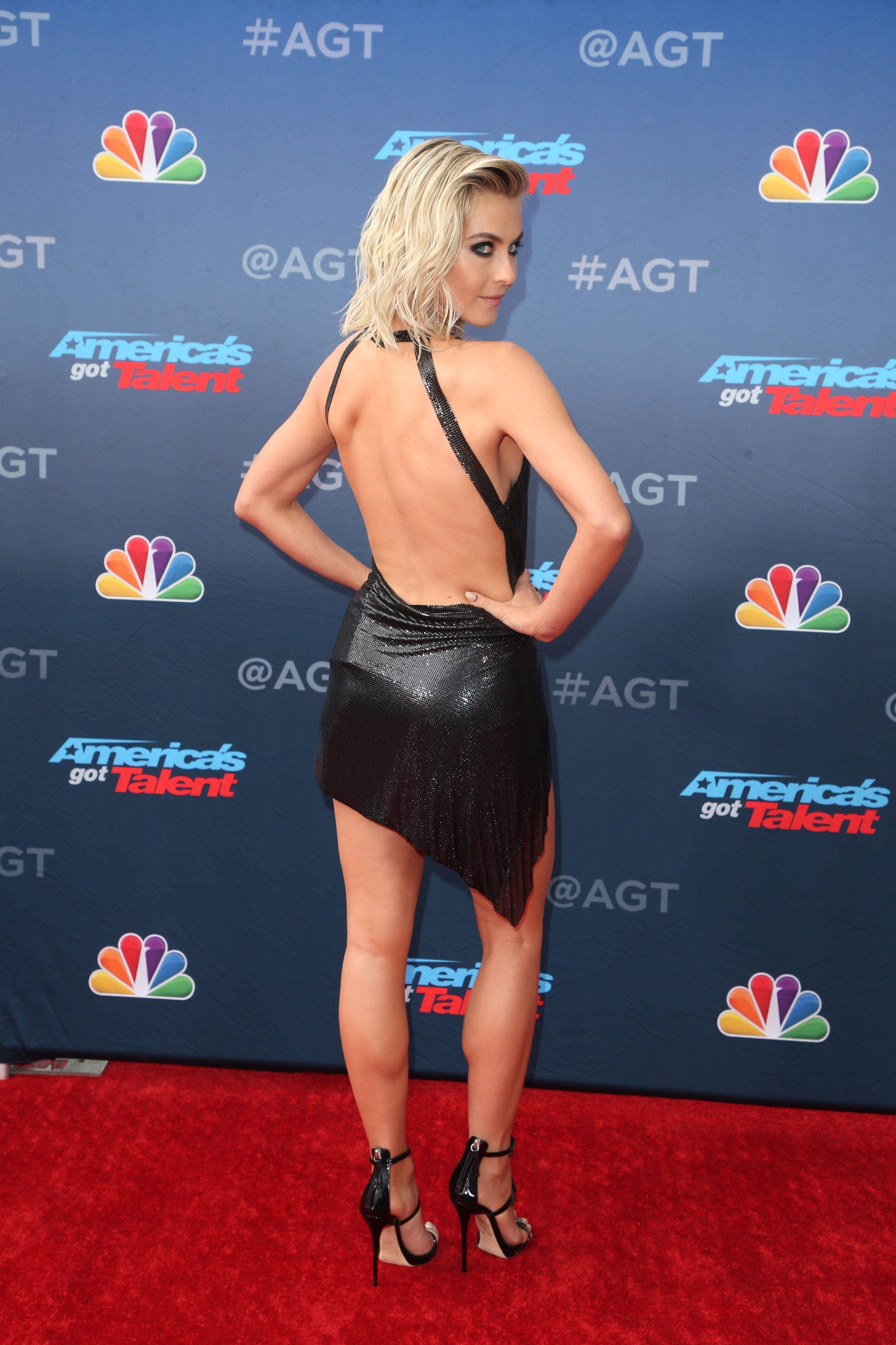 Julianne Hough America S Got Talent Season 14 Red