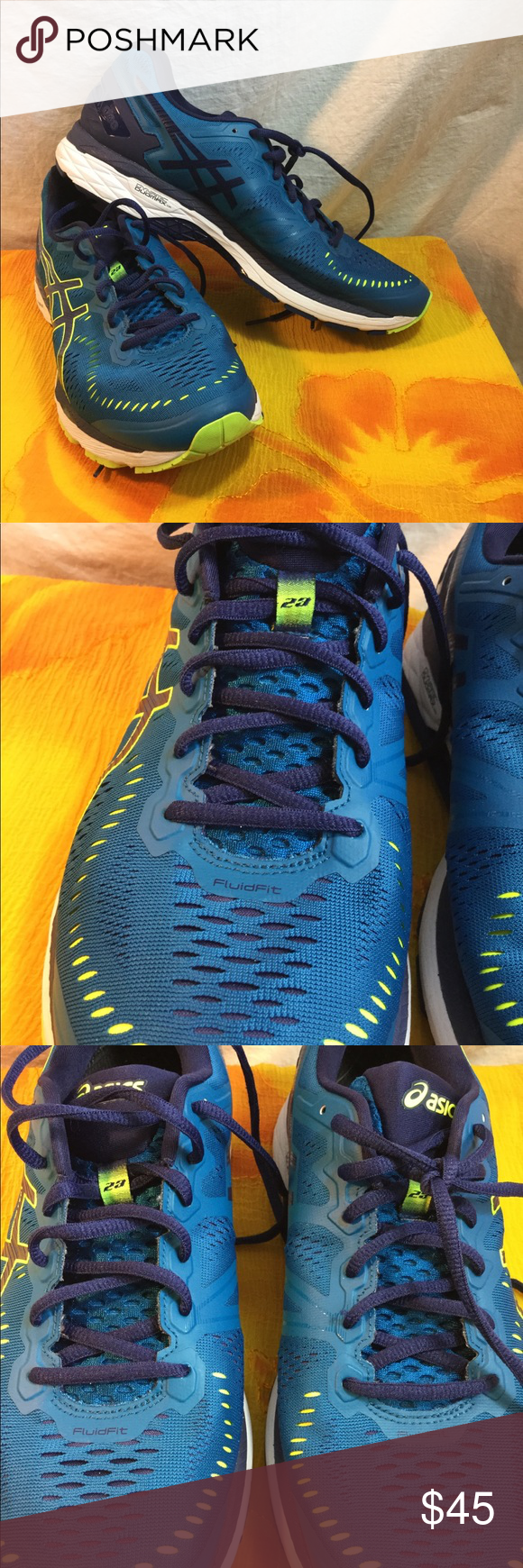ASICS Dynamic Duomax 23 Running Men Shoes 11 Runner Type