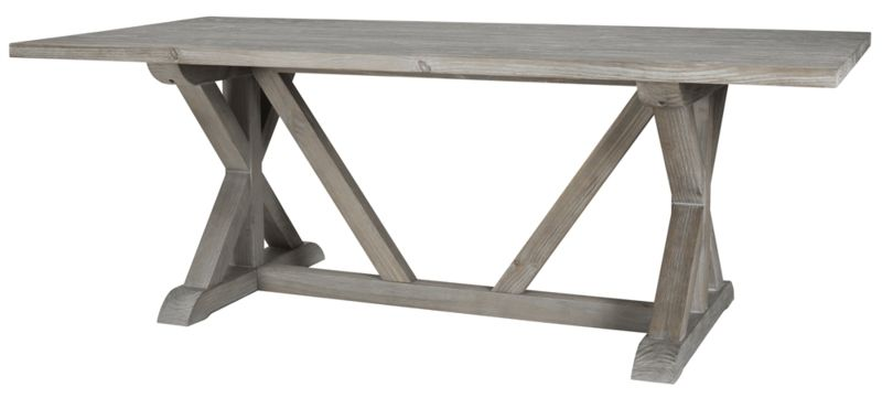 URBAN BARNwould Love To Host A Family Dinner Around This Table - Cartwright furniture
