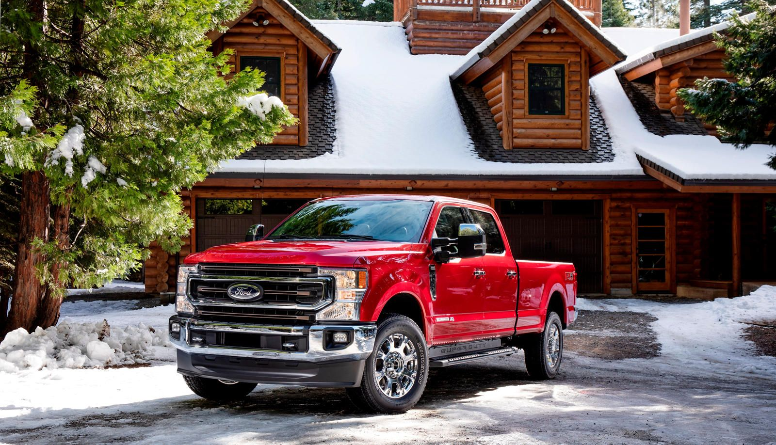 2020 Ford F 250 Super Duty First Drive Review The America Mover If You Need To Tow A Mountain You Should Use A Ford Super In 2020 F250 Ford Super Duty Ford F Series