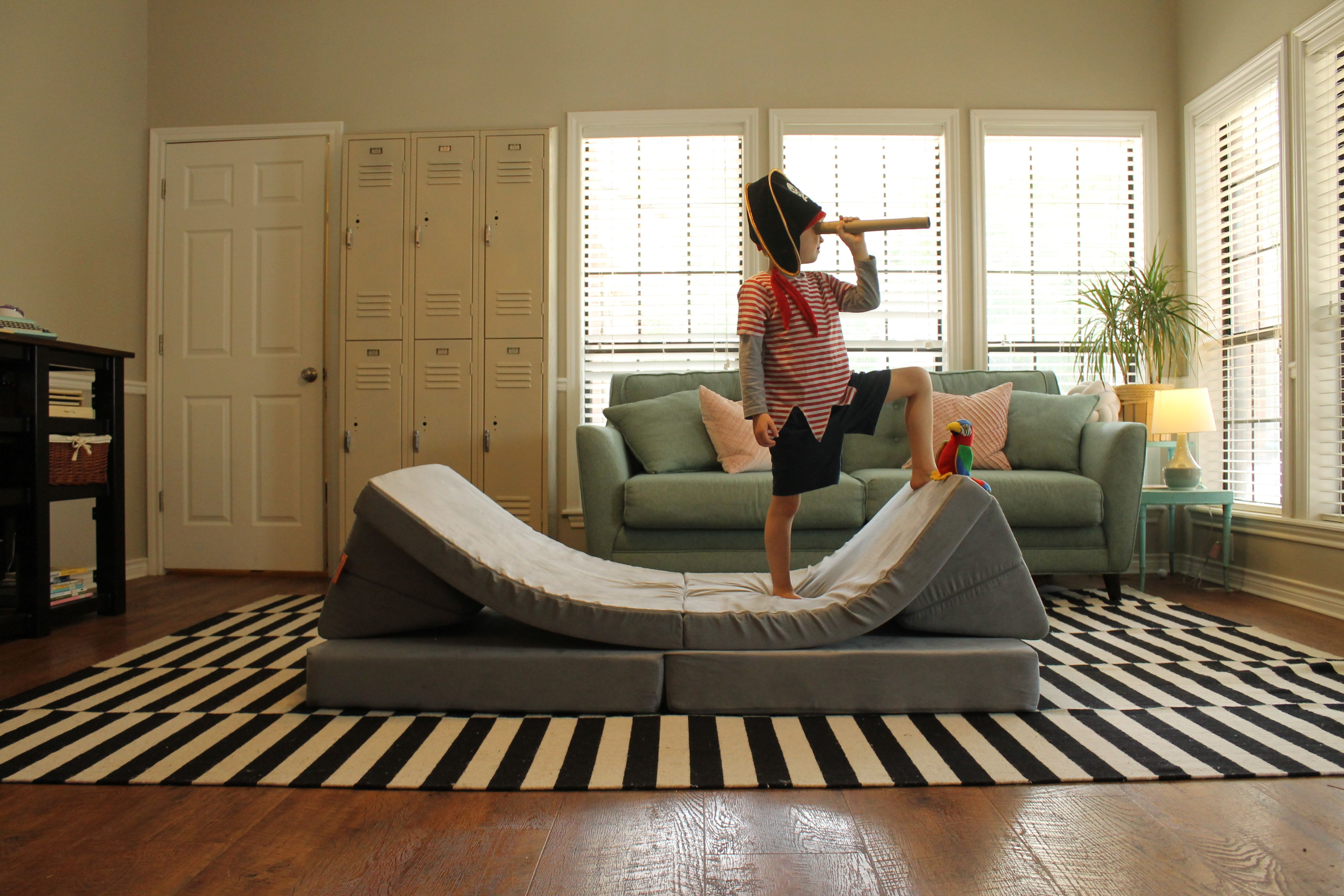 We love the Nugget Couch! You can make it into so many fun ...