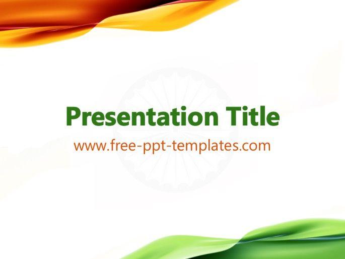 India Powerpoint Template india powerpoint template india flag ...