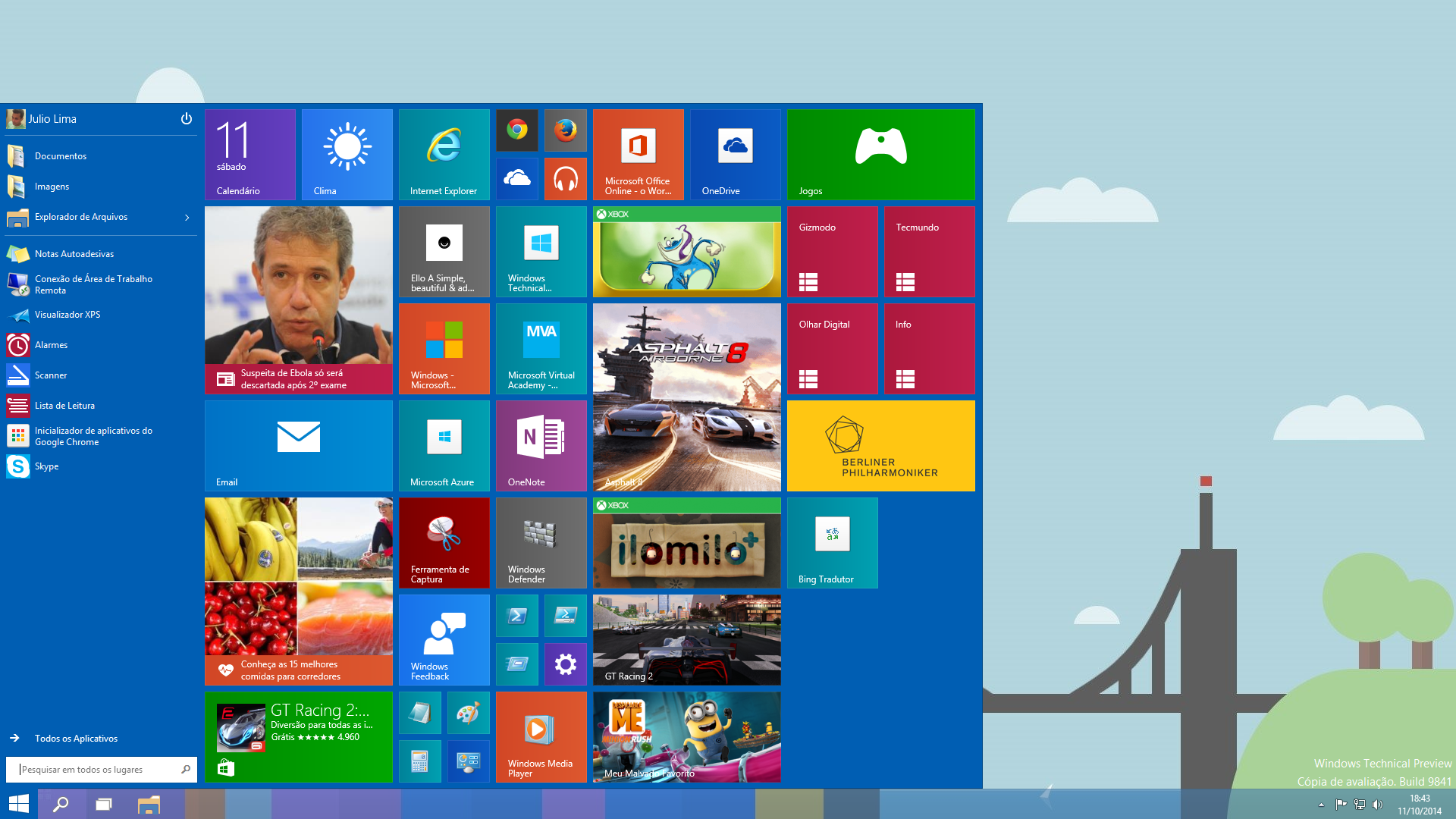 Hellow New Start Menu  You Will Be A Perfect Integration