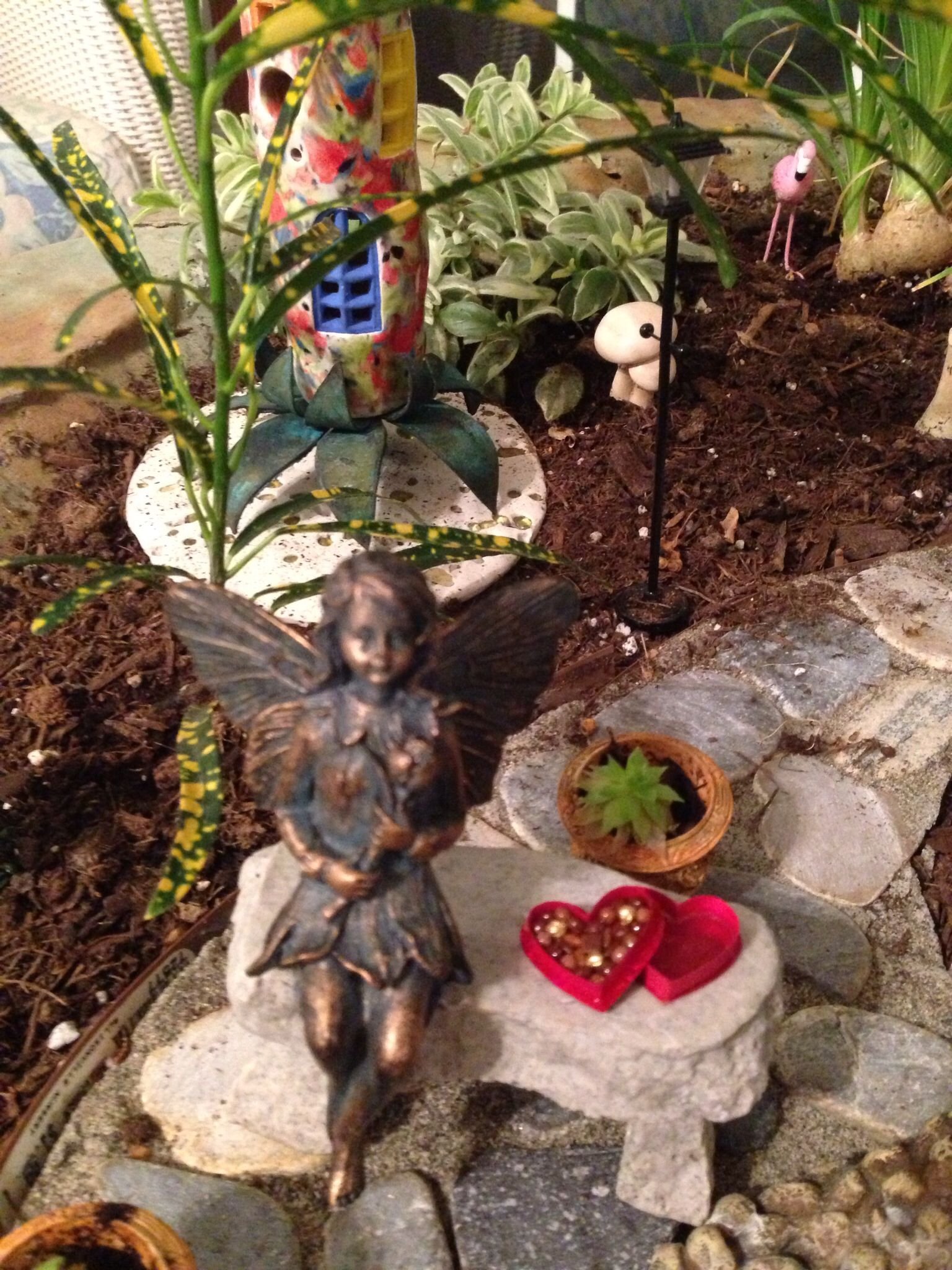 i love candy my fairy garden fairy garden garden sculpture on sweet dreams for your home plants decoration precautions and options id=42776