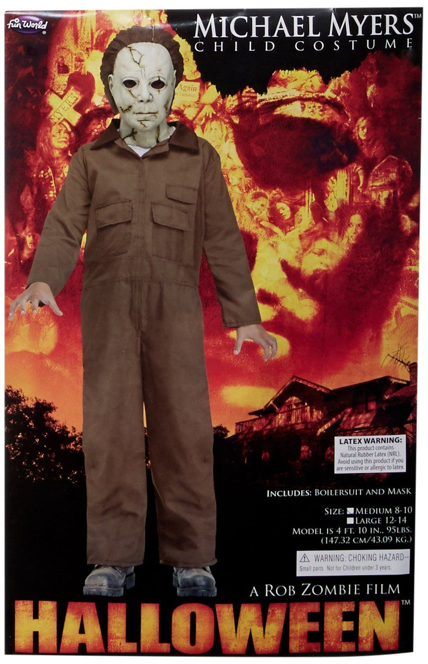Halloween Michael Myers Kids Costume *** You can obtain